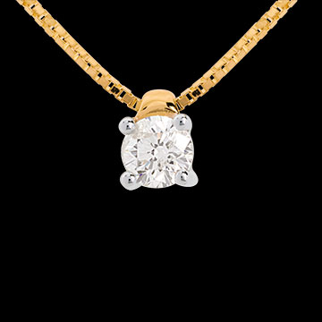 yellow_gold_solitaire_necklace